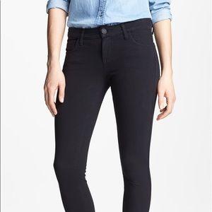KUT from the Kloth grey knit Jennifer skinny pants